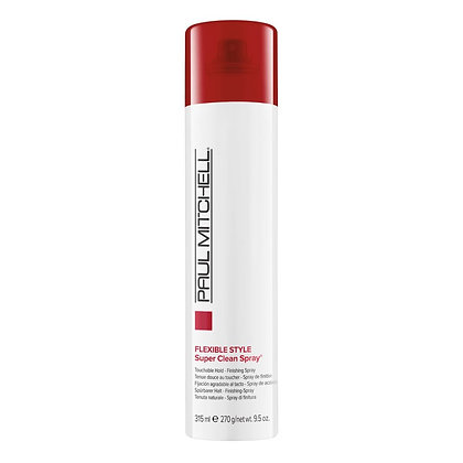 Paul Mitchell Flexible Style Super Clean Spray 10 oz.