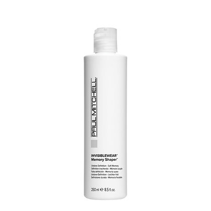 Paul Mitchell Invisible Wear Memory Shaper Gel 8.5oz