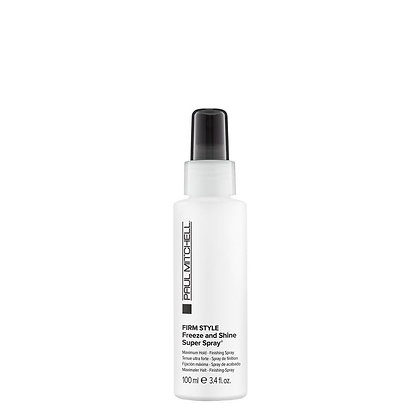 Paul Mitchell Firm Style Freeze and Shine Super Spray 3.4 oz.