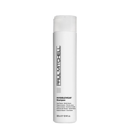 Paul Mitchell Invisible Wear Shampoo 10.14 oz
