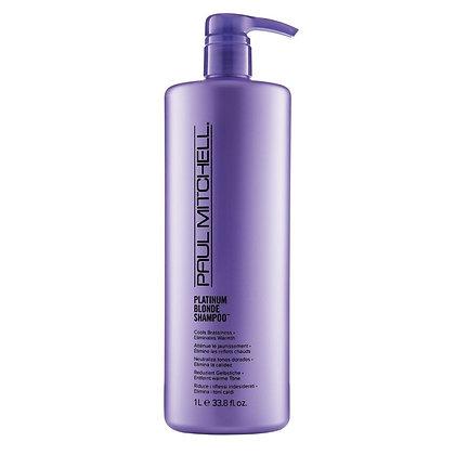 Paul Mitchell Colour Care Platinum Blonde Shampoo 33.8 oz