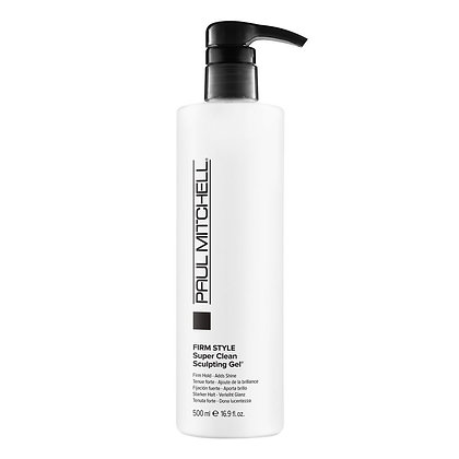 Paul Mitchell Firm Style Super Clean Sculpting Gel 16.9 oz.