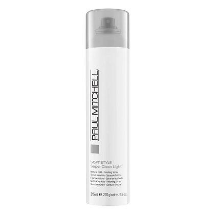 Paul Mitchell Soft Style Super Clean Light Hairspray 6.8 oz.