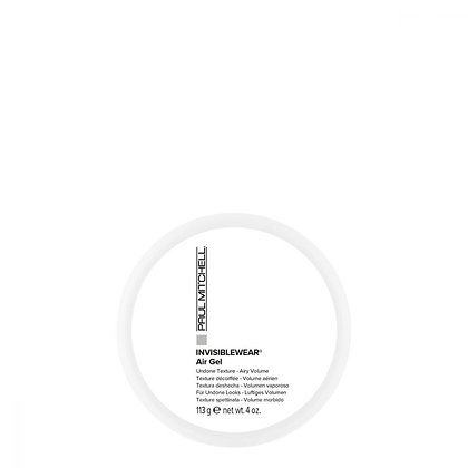 Paul Mitchell Invisible Wear Air Gel 4 oz