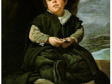 Velázquez y su pintura patológica