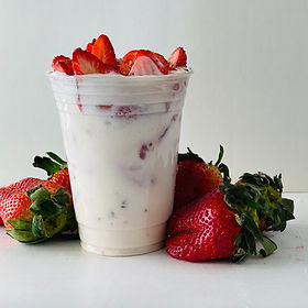 Fresas Con Creama