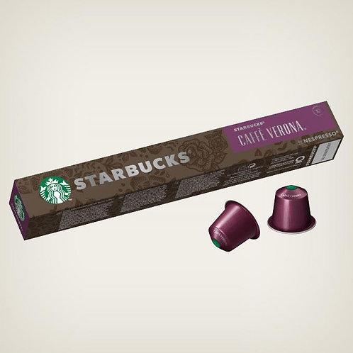 קפסולות סטארבקס קפה ורונה