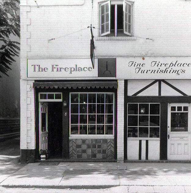 The Fireplace Shop Ltd. Established 1962