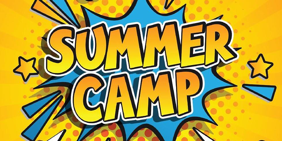 HCAP 2021 Summer Camp