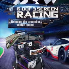 VR 6D Simulator