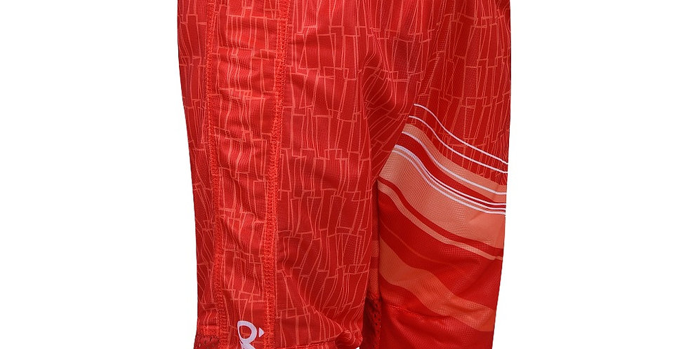 Raceface Pants Kids - Red color