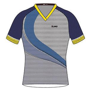 Active Mesh Orienteering Jersey - V-neck