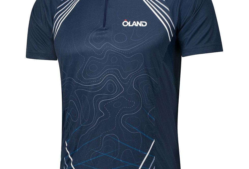 Pro Elite Orienteering Jersey - Fusion blue men's