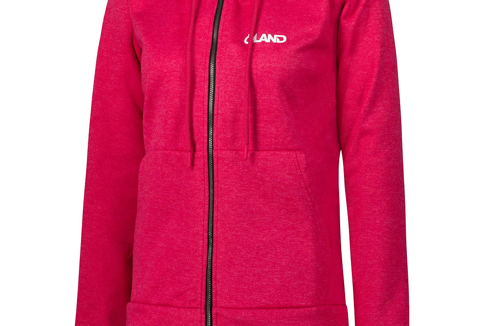 Oland Cotton Sweatshirt - Pink women's