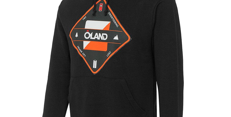Толстовка Oland Compass - черный унисекс