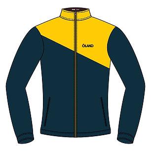 Teamwear Polyester Fleece Tracksuit Jack