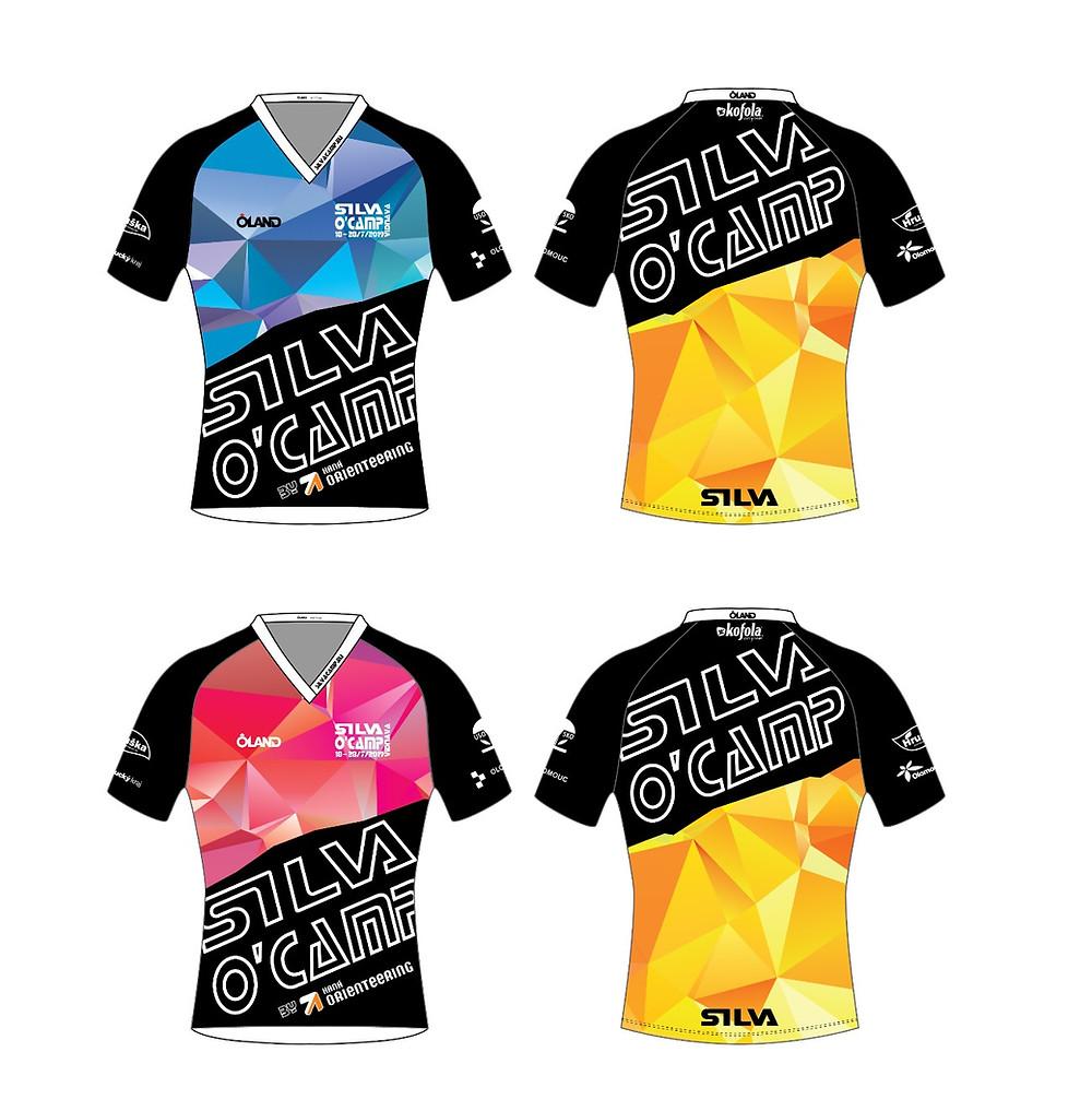 Silva O'Camp Official T-shirt