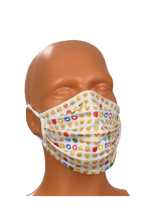 Customizable Reusable Protective Mask