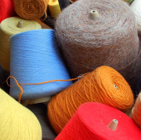 What is sock yarn?