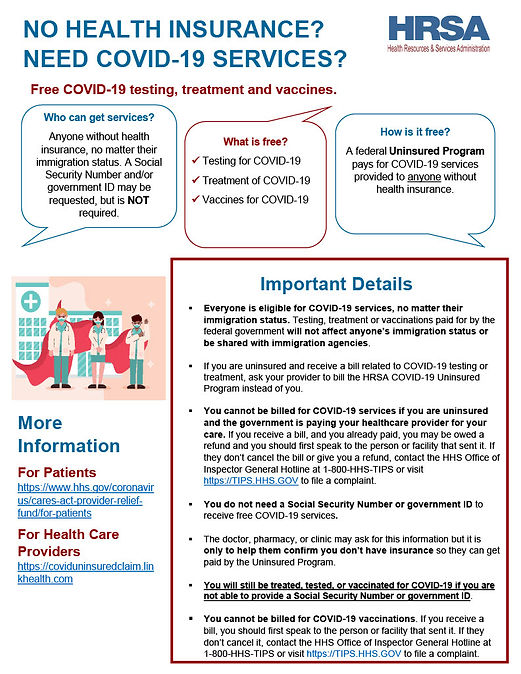 uninsured-patient-covid-services-poster1