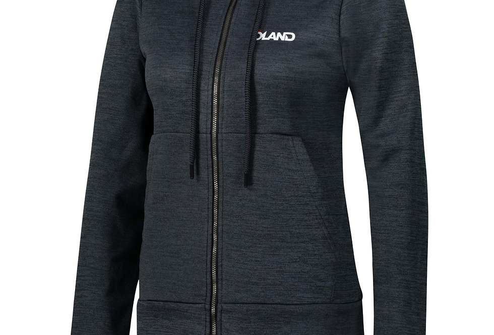 Oland Cotton Sweatshirt - Dark Grey women's
