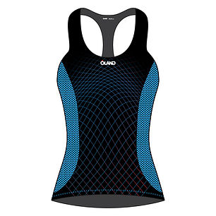 Advanced Vita Orienteering Singlet W 800