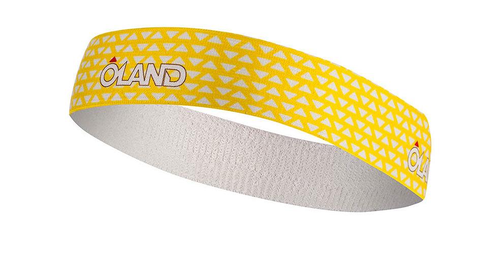 Headband Oland - yellow