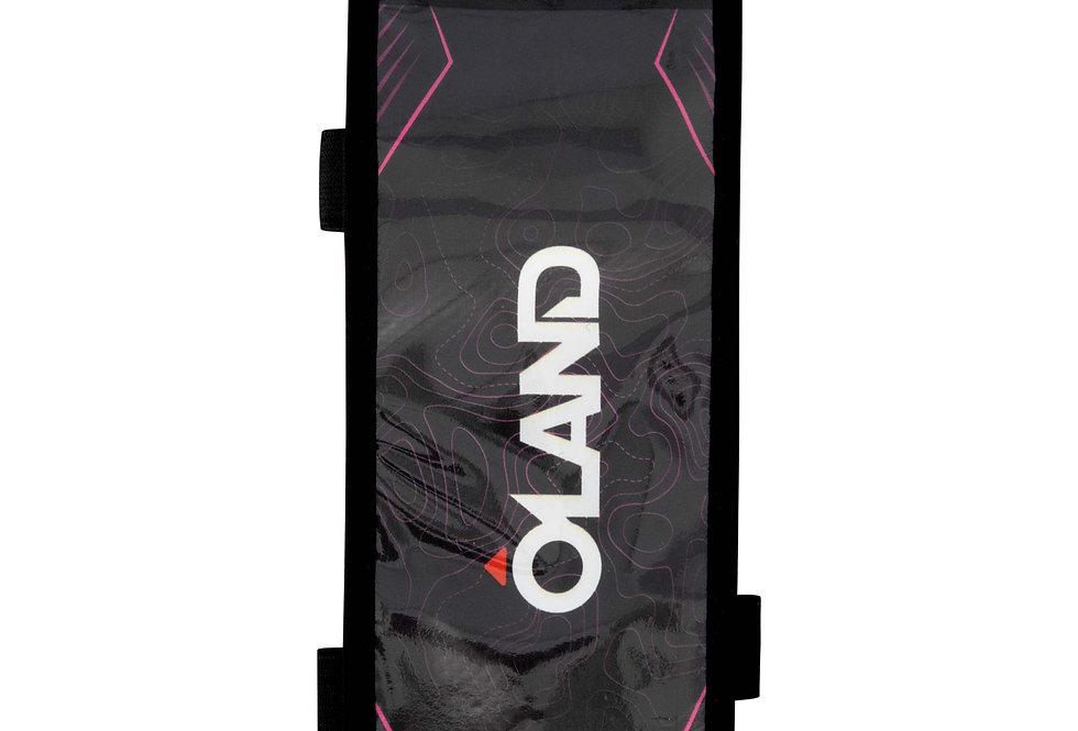 Description holder - Fusion pink long
