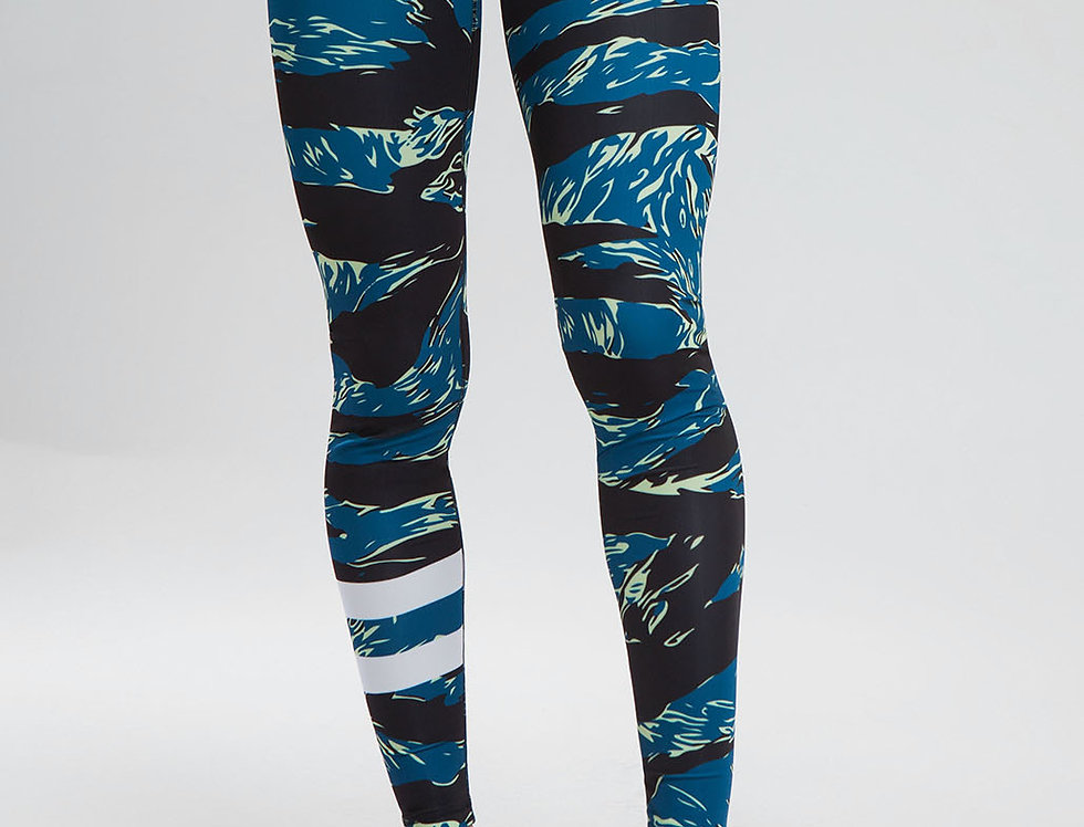 Running Tights - Wild Forest women's