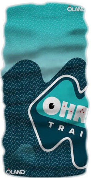Olandsport Official Ohrid Trail bandana