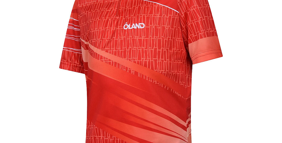Raceface Jersey Kids - Red color
