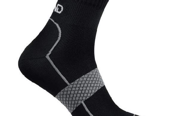 Crew socks - Grey color