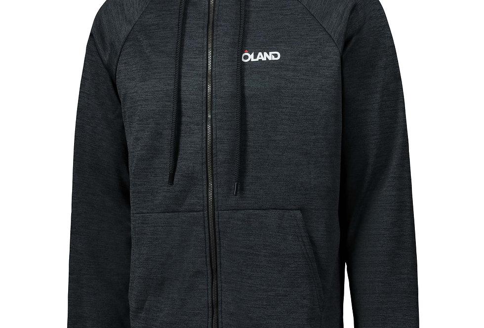 Oland Cotton Sweatshirt - Dark Grey men's