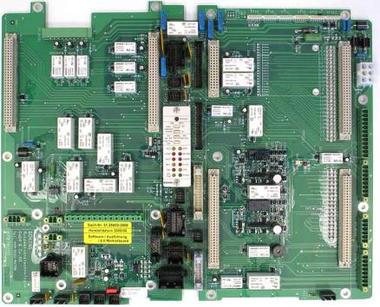 MKK Motherboard, Rev.7, 24V