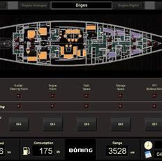Sailing System Control