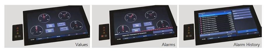 AP N2K screens