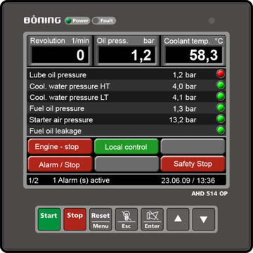 Engine Monitoring