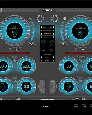 Engine screenshot