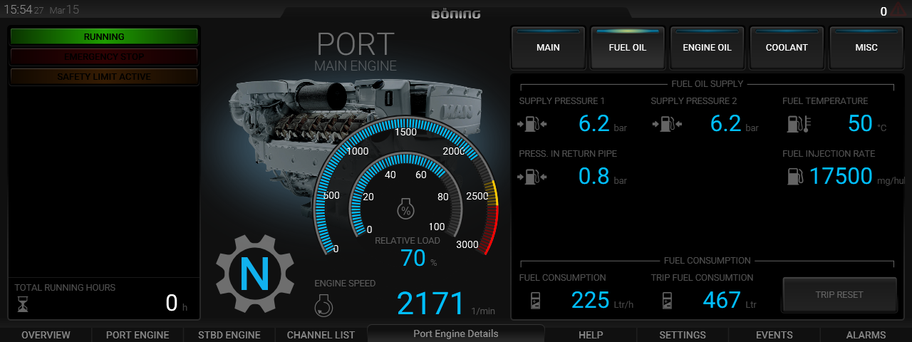 Port Engine Detail 4