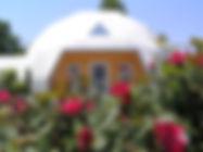 купольный дом панельная технология