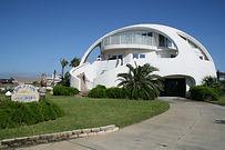 купольный дом пневмокаркасная технология