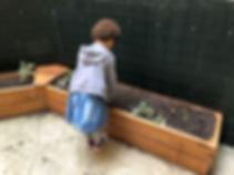 activité à l' école Montessori