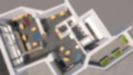 vue générale de l'îlot Montessori