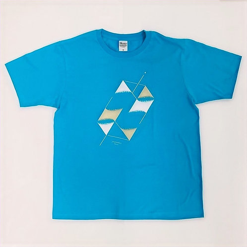 Tシャツ(青)Sサイズ