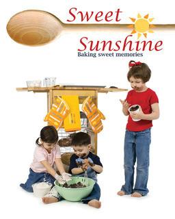 Sweet Sunshine - Baking Sweet Moments