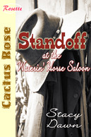 Standoff at the Waterin' Horse Saloon