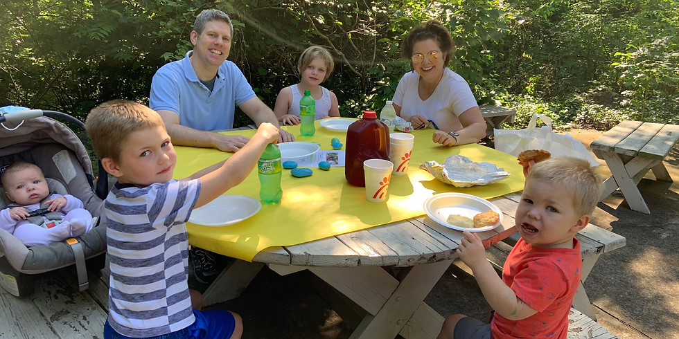 Eat, Play, Hike Family Retreat