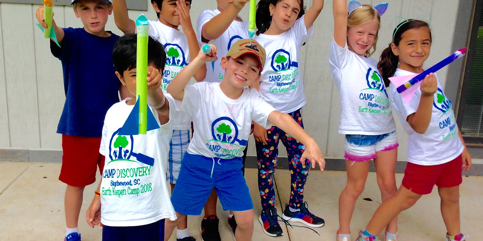 Earth Keepers Summer Camp 2019