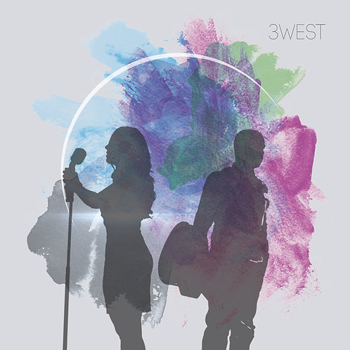 3 West - EP (CD)