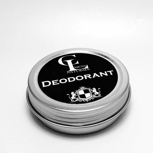 Deodorant - Aluminum & Paraben Free